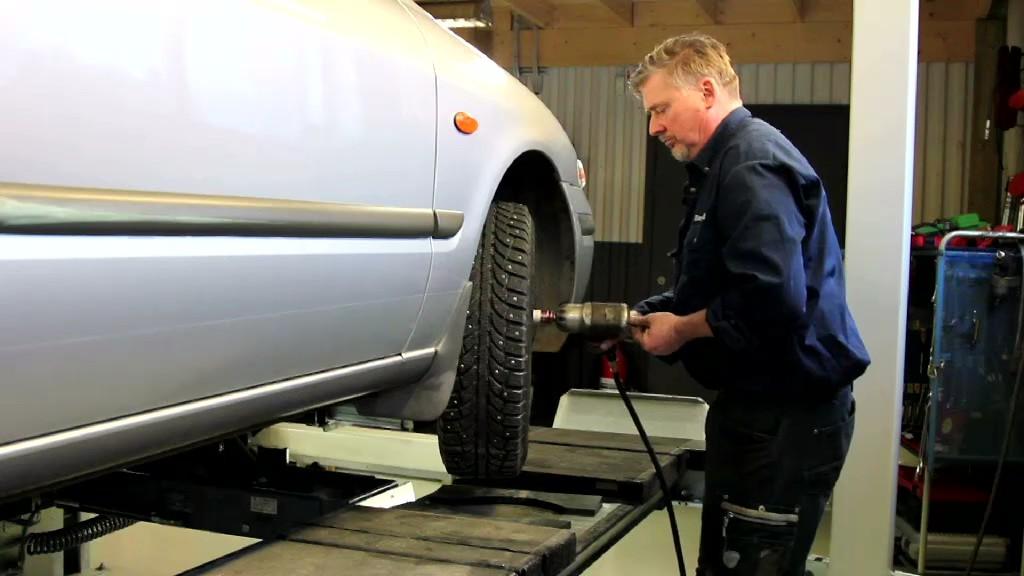 rostlagning bil stockholm